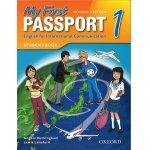 画像: My First Passport 2nd edition 1 Student Book
