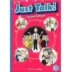 画像: Just Talk! Student Book with CD