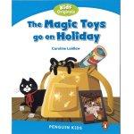 画像: 【Pearson English Kids Readers】The Magic Toys go on Holiday