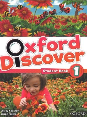 画像1: Oxford Discover Level 1 Student Book