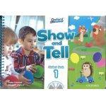 画像: Oxford Show and Tell Level 1 Class Book and Multi ROM Pack