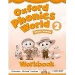 画像: Oxford Phonics World  2 Short Vowels Workbook