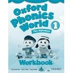 画像: Oxford Phonics World 1 The Alphabet Workbook