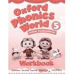 画像: Oxford Phonics World  5 Letter Combinations Workbook