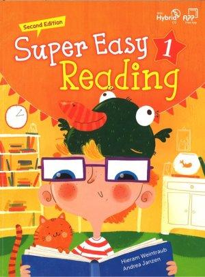 画像1: Super Easy Reading 2nd edition Level 1 Student Book