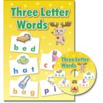 画像: Three Letter Words Student Book with CD