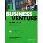 画像: Business Venture 3rd edition level 1 Student Book with CD