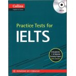 画像: Practice Tests for IELTS w/MP3 CD