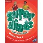 画像: Super Minds American English Level 4 Student book with DVD-ROM