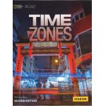 画像: Time Zones 2nd Edition Level Starter Student Book+Workbook(3units)Text Only