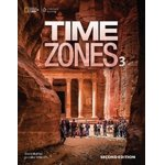 画像: Time Zones 2nd Edition Level 3 Student Book with Online Workbook