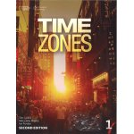 画像: Time Zones 2nd Edition Level 1 Student Book with Online Workbook