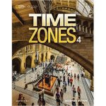 画像: Time Zones 2nd Edition Level 4 Student Book with Online Workbook