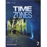 画像: Time Zones 2nd Edition Level 2 Student Book with Online Workbook