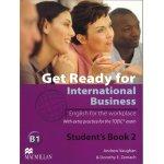 画像: Get Ready for International Business level 2  Student Book with TOEIC