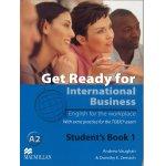 画像: Get Ready for International Business level 1  Student Book with TOEIC