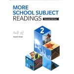 画像: More School Subject Reading 2nd edition Level 2 Student Book with Workbook and Hybrid CD