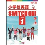 画像: 小学校英語Switch On! Grade 1 DVD+CD ROM