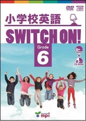 画像1: 小学校英語Switch On! Grade 6 DVD & CD ROM