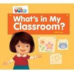 画像: 【Our World Readers】OWR 1 : What's in My Classroom? (non fiction)