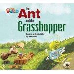 画像: 【Our World Readers】OWR 2 : The Ant and the Grasshopper