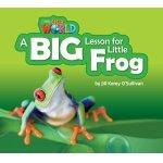 画像: 【Our World Readers】OWR 2 : A Big lesson for Little Frog(non fiction)