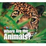 画像: 【Our World Readers】OWR 1 : Where are the Animals(non fiction)