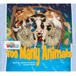 画像: 【Our World Readers】OWR 1 : Too Many Animals