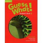 画像: Guess What! American English level 1 Student Book