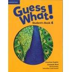 画像: Guess What! American English level 4 Student Book