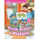 画像: Starter: Clunk Draws a Picture