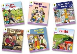画像1: Oxford Reading Tree Stage 1+ Patterned Stories