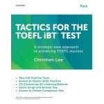 画像: Tactics for TOEFL iBT Test Teacher/Self-study Pack