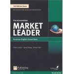 画像: Market Leader Extra 3rd Edition Pre- Intermediate CourseBook w/DVD-ROM