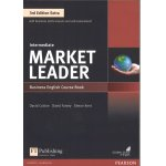 画像: Market Leader Extra 3rd Edition Intermediate CourseBook w/DVD-ROM