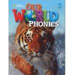 画像: Our World Phonics 3 with MP3 Audio CD