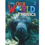 画像: Our World Phonics 2 with MP3 Audio CD