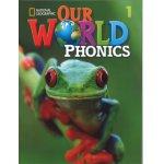 画像: Our World Phonics 1 with MP3 Audio CD
