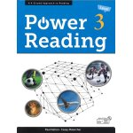 画像: Power Reading 3 Student Book with MP3 & Student Digital Materials CD