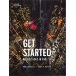 画像: Get Started Foundations in English Student Book with MP3 CD