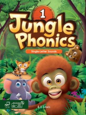 画像1: Jungle Phonics 1 Student Book