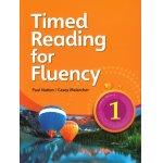 画像: Timed Reading for Fluency level 1 Student Book