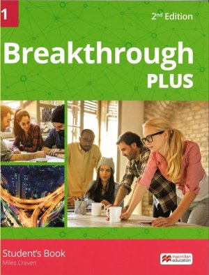 画像1: Breakthrough Plus 2nd Edition Level 1 Student Book + Digital Student's Book Pack