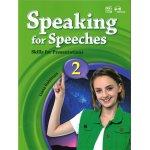 画像: Speaking for Speeches 2 Student Book Skills for Presentations