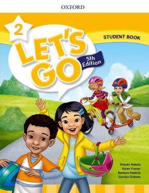 画像1: Let's Go 5th Edition Level 2 Student Book