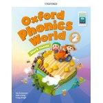 画像: Oxford Phonics World 2 Short Vowels Student Book with APP