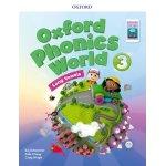 画像: Oxford Phonics World 3 Long Vowels Student Book with APP