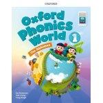 画像: Oxford Phonics World 1 The Alphabet Student Book with APP