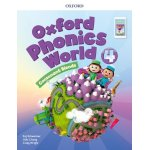 画像: Oxford Phonics World 4 Consonant Blends Student Book with APP