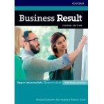 画像: Business Result 2nd Edition Upper Intermediate Student Book and Online Practice Pack